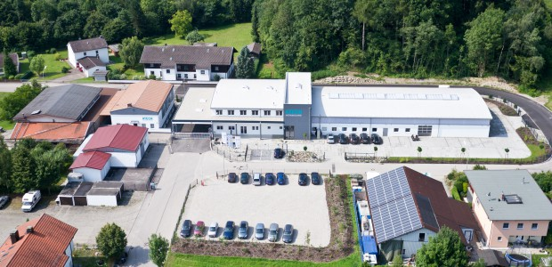 Firma Atech in Mehring