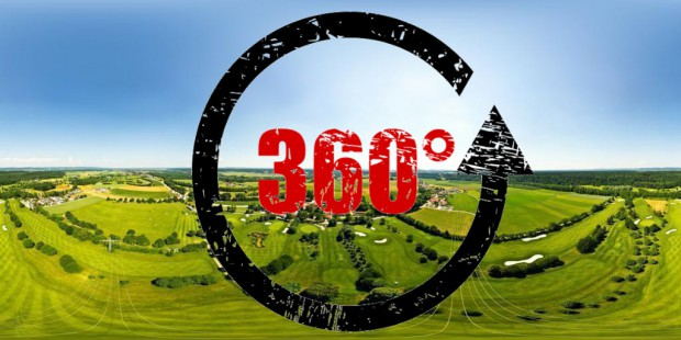 360° Panoramatour Golfplatz Haiming