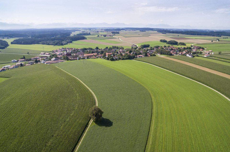 Luftaufnahmen für die Passauer Neue Presse
